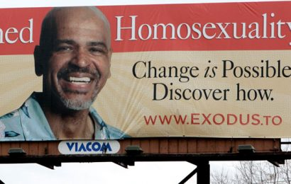 Gay Rehab Center Turns Gay Boy Straight
