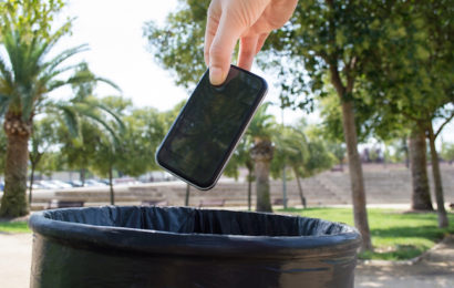 What Happens When you Throw Away your iPhone?